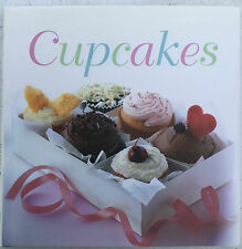 Cupcakes Recipe Book with Color Photos by Susanna Tee~Hardcover