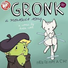 Gronk - A Monster's Story Vol. 3 by Katie Cook (2015, Paperback)