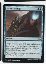 FOIL Jace's Scrutiny Shadows over Innistrad Magic The Gathering card MTG