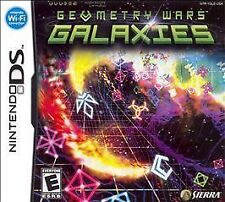 Geometry Wars: Galaxies (Nintendo DS) Lite DSi xl 2ds 3ds xl