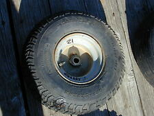 #21 Murray Riding Lawn Mower Front Tire Wheel 15 x 6.00 - 6NHS