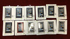 Mixed Lot of 6x Jivo Ji1118 Grey & 5x Jivo Ji1119 Blue Iphone 3G/3GS Case&1x Red
