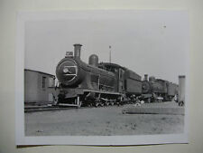 SA045 - 1969 SOUTH AFRICAN Gov RAILWAYS - LOCOMOTIVE at EAST LONDON Photo