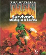 The Official Doom Survivor's Strategies and Secrets guide
