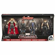 Hasbro Marvel Legends Avengers Age of Ultron 4 Pack Amazon