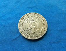 1959J Germany 1 Mark Coin *XF+*