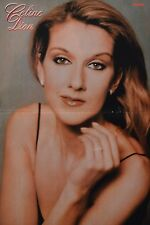 CELINE DION-a3 poster (environ 42 x 28 CM) - captures fan collection NEUF