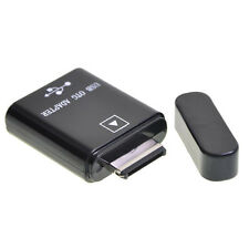 2015 USB 3.0 OTG Adapter For Asus Eee Pad Transformer TF101 TF201 TF300T Schwarz