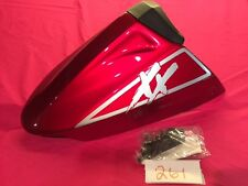 CBR1100xx Blackbird Seat Cowl in RED R101 DAMAGED (Stock 261)