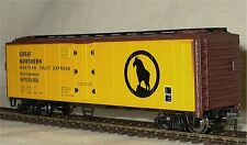 HO SCALE TRAINS MODEL POWER GREAT NORTHERN REEFER CAR