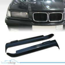 BMW 3-series E36 Coupe Convertible Sedan Eyelids Eyebrows 92-98 ABS NEW