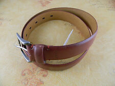 Levi's Red Leather Dress Belt 11LV02RU 34""