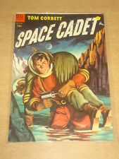 TOM CORBETT SPACE CADET #11 FN (6.0) DELL COMICS SEPTEMBER 1954