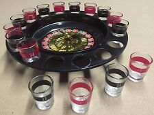 Shot Glass Drinking Roulette Set w/ FREE Shipping