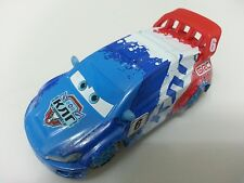 Mattel Disney Pixar Cars Ice Cup Racer Raoul Caroule Diecast Toy Car 1:55 New *