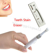 High Quality Dental Tool Kit Tooth Stain Eraser Plaque Remover Multifunctional