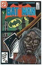 BATMAN #399 Sept 1986 DC Comics NM+ 9.6 Classic SEVERED HEAD COVER Tom MANDRAKE