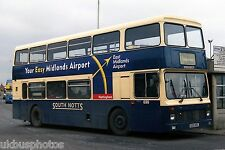 NOTTINGHAM CITY TRANSPORT / South Notts No.699 Loughborough 2010 Bus Photo