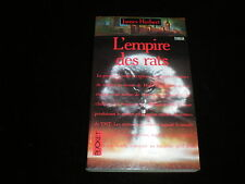 James Herbert : L'empire des rats (pocket 2ème édition 1994/1999)