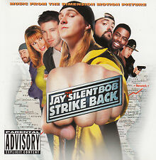 Jay and Silent Bob Strike Back-2001- Original Movie Soundtrack-27 Track-CD