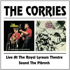 The Corries Live At The Royal Lyceum Theatre/Sound The Pibroch 2-CD NEW SEALED