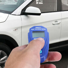 Mini Digital Paint Coating Thickness Gauge Meter Crash Car Tester LCD Screen