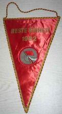 DDR:Tischwimpel:BKG Beste Einheit 1982  35 cm,