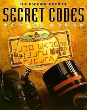 The Usborne Book of Secret Codes (How to Make)-ExLibrary