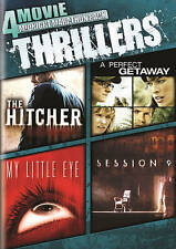 4 Pack Thriller: The Hitcher / A Perfect Get Away / Session 9 / My Little Eye