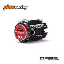 REDS Racing VX 540 1/10 sin escobillas Sensored 6.5T 2 polos Rc Motor redmtte 0002