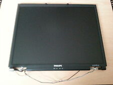 "Philips Freeline X10 15"" Complete Lid Assembly Inc LCD Screen, LCD Cable, Invert"