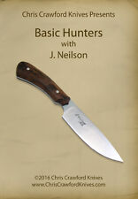 Basic Hunters with J. Neilson (Knifemaking DVD)