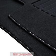 Premium Velour Fußmatten mit Trittschutz für BMW 3er E90 E91 ab Bj.2005 - 2011