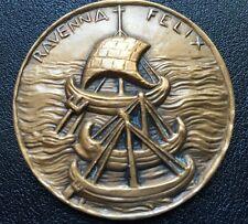 Italy RAVENNA FELIX Provincial Tourism Agency bronze medal / M78