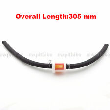 Gas Fuel Filter With Hose Line For 47cc 49cc Mini Moto Dirt Bike ATV Motorcycle