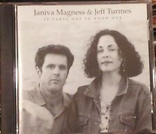 Janiva Magness and Jeff Turmes - It Takes One to Know One (CD)