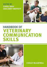 Handbook of Veterinary Communication Skills, , New Condition