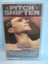 "PITCH-SHIFTER ""Desensitized""    Sealed New CASSETTE    1993 Earache Records"