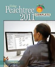 Using Peachtree Complete 2011 for Accounting (with Data File and Accounting CD-R