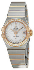 123.25.27.20.55.001 |  OMEGA CONSTELLATION | BRAND NEW & AUTHENTIC WOMENS WATCH