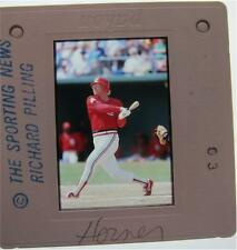 BOB HORNER ST LOUIS CARDINALS ATLANTA BRAVES Yakult Swallows ORIGINAL SLIDE 12
