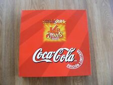 CORINTHIAN MICROSTARS COCA COLA 24 PACK 12 MEXICO 12 INTERNATIONAL TEAM 2000s