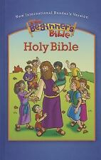 The Beginner's Bible: Holy Bible by Zondervan Staff (2014, Hardcover)