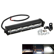 7Inch 18w Cree Spot Slim Led Work Light Bar Single Row Offroad Lamp SUV Driving