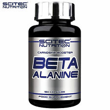 Beta Alanine 150 Caps Energy Endurance Carnosine Booster Crossfit Running Amino