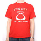 Inspired by Jaws T shirt - Quint's Shark Fishing Cult Movie T shirt Free UK Post