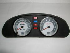 Ski Doo speedometer tach & dash assembly ZX chassis 5,392 miles No damage