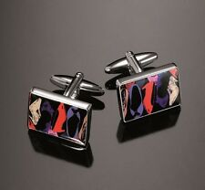 Andy Warhol by Troika Cufflinks & Tiepin 6th Limited Edition SHOES Design Boxed
