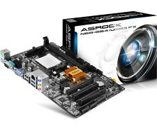 ASRock N68-GS4/USB3 FX AMD AM3+ mATX Motherboard USB 3.0 and VGA