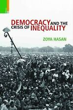 Democracy and Inequalities in India by Zoya Hasan (2014, Hardcover)
